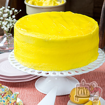 Lemon Butter Cake