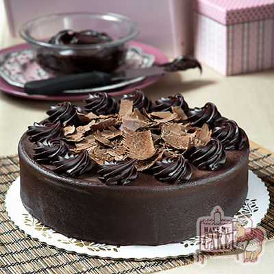 Double Chocolate Cheese Cake